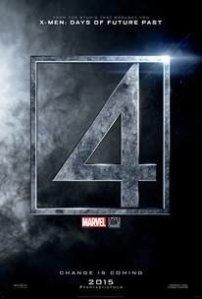 Fantastic Four logo reboot logo