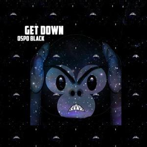 OSPO Black Get Down Cover
