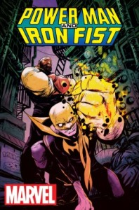 luke cage:iron fist cover