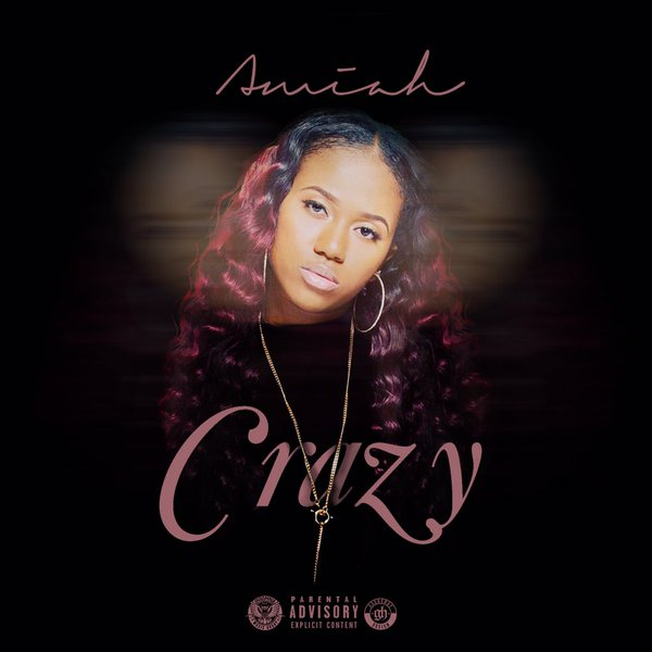 amiah crazy cover