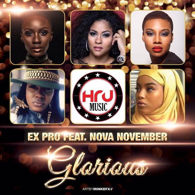 Ex Pro Nova November Glorious Cover